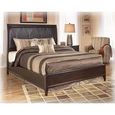 b461 81 ashley furniture queen upholstered bed with platform fb