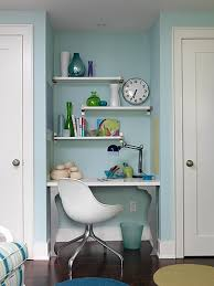 Small Desk Area Richardson Design Inc Idea Of What To Do With Nook In
