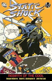 Static Shock Halloween Costume Milestone Trade Static Shock U0026 Icon Mothership Connection