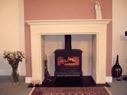 a franco belge monaco with a bath stone fireplace surround