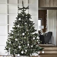 Matt White Christmas Decorations by Christmas Decorations The White Company Uk