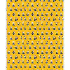 minion gift wrap despicable me christmas wrapping paper