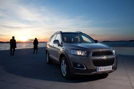 chevrolet captiva 2014 chevrolet captiva life test campaign outperforms benchmarks gm
