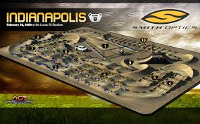 Maps Indianapolis 2009 Supercross Track Maps Racer X Online