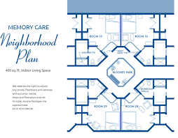 Assisted Living Facility Floor Plans by Floor Plans Of Quail Park Memory Care Residences Of Visalia