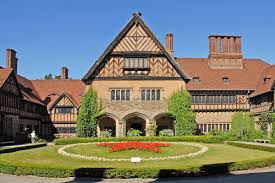 English Tudor Style House Cecilienhof Wikipedia
