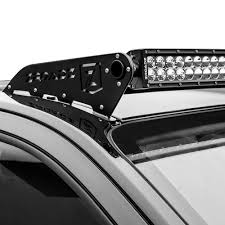 Led Curved Light Bar by Zroadz Chevy Colorado 2015 2018 Roof Mounted 40
