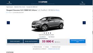 peugeot buy back program psa launches online sales in france gopress mobility