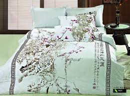 Printed Duvet Cover Beatiful And Elegant Chinese Style Printed Duvet Cover Set