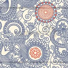 seamless floral patterns serie of high quality graphics