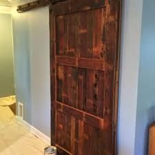 Reclaimed Barn Door Hardware by Buy A Handmade Sliding Barn Door From Reclaimed Wormy Chestnut And