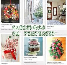 christmas home decor ideas pinterest pinterest christmas ideas holiday entertaining decorating