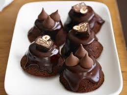 little chocolate hazelnut cakes recipe chocolate hazelnut cake