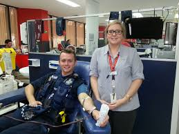 Challenge Blood Edge Forward In Emergency Services Blood Challenge