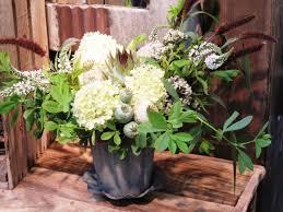 Challenge Flower Pot Debra Prinzing Attachment Tin Flower Pot Baptisia Gooseneck