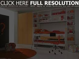 modern kid furniture bedroom white furniture kids beds bunk with slide and desk for