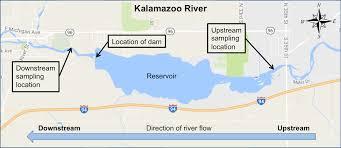 Kalamazoo Michigan Map by Float Down The Kalamazoo River Data Nuggets