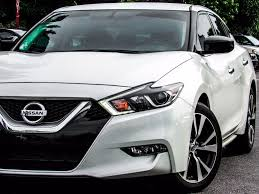 2016 nissan maxima zero to sixty 2016 used nissan maxima 4dr sedan 3 5 s at alm gwinnett serving
