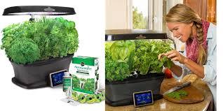 Aerogarden by Grow Tons Of Herbs All Winter The Best Aerogarden W Herb Seed Pod
