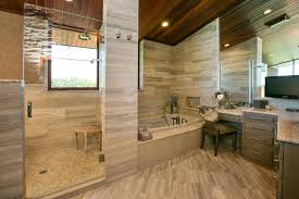 modern rustic bathroom pictures u2014 smith design warm inviting