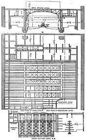 the masque of the red death floor plan 1911 encyclopædia britannica theatre wikisource the free online