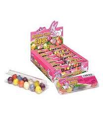 easter egg gum gum mini easter egg 24 count display box