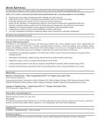 police resume objective law enforcement resume template police