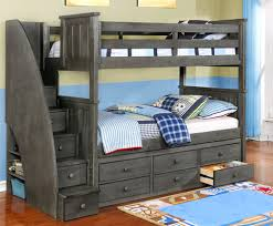 Stairs For Bunk Bed Twin Twin Jordan Bunk Bed Rooms4kids