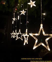 custom led string lights hanging star lights dosgildas com