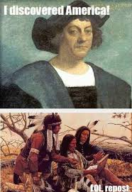 Christopher Columbus Memes - christopher columbus big achievement meme xyz
