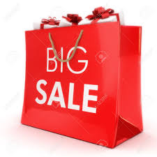 big gift bags big sale gift bag with gifts part of a series stock photo