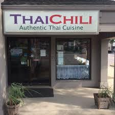 thai chili restaurant thai cuisine prepared fresh