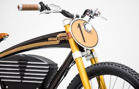 electric motocross bike uk flat out magazine vintage electric scrambler e bike first look