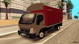 2010 mitsubishi fuso for gta san andreas