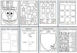 free ks1 maths teaching resources 2d shapes worksheets for