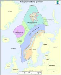 Boundary Waters Map Norway U0027s Maritime Borders Barentswatch