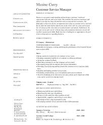 customer service resumes resume exle of retail resume sle cashier customer service