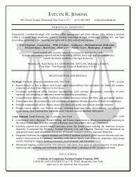 Corporate Paralegal Resume Sample Paralegal Resume Examples Template Billybullock Us
