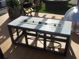 how to build a fire pit table unparalleled build your own gas fire pit diy outdoor kits designs