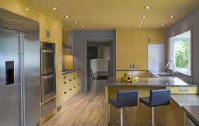 mid century modern kitchen design ideas high gloss contemporary kitchen to match a modern family s style