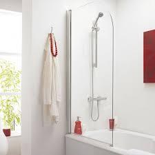 straight bath screen shower enclosures direct
