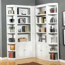 Walmart Bookshelves Bookcase Corner Bookshelf Ikea Canada White Corner Bookcase