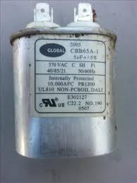start and run capacitor explained u2013 hvac how to
