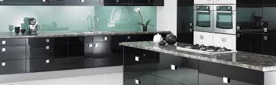 Black Kitchen Designs Photos White Grey Contemporary Kitchen Normabudden Com