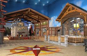 Great Wolf Lodge Map Great Wolf Offers Sneak Peek Of Its First Water Park Resort In