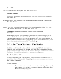 do you quote book titles in mla format mla style sheet from owl purdue pdf flipbook