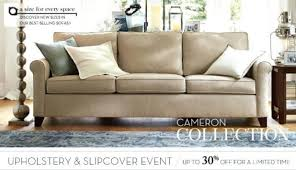 Pottery Barn Leather Couch Pottery Barn Manhattan Leather Sofa Review Centerfieldbar Com
