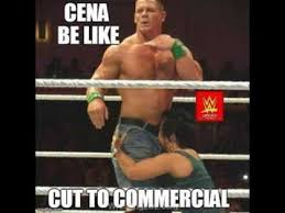 Funny John Cena Memes - wrestlingmemes package vickie giving john cena head youtube