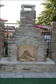 Outdoor Fireplace Chimney Cap - fire rock outdoor fireplaces