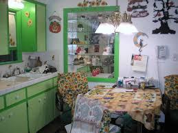 Cluttered House Sunflower Kitchen Decor Halloween Sunflowers Cluttered Kitchen